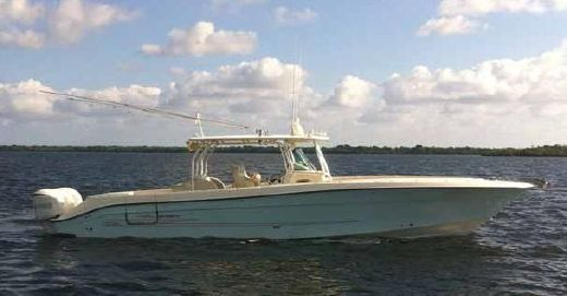 2010 Hydra Sport Boats 4100 VSF