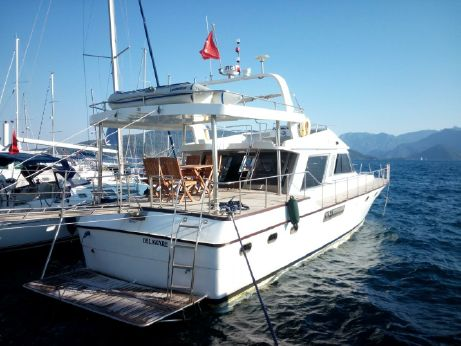 1984 Custom Built Motoryachts