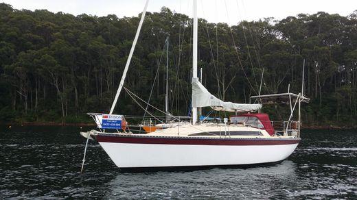 1982 Supersail 30