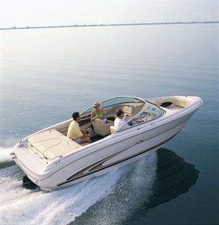 2001 Sea Ray 210 Bow Rider