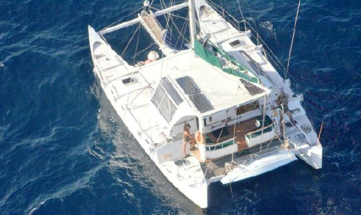 1999 Wharram Pahi Captain Cook