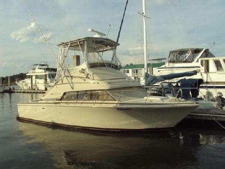 1984 Bertram 30 Flybridge Sportfish