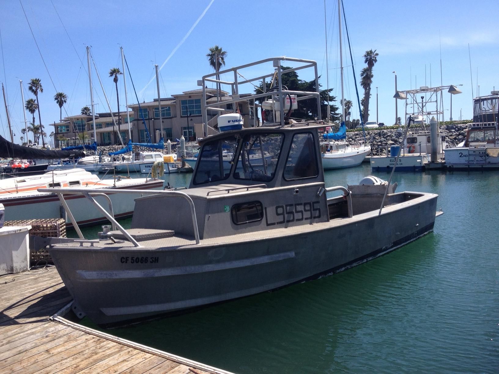 Commercial boat listings in ca for Fishing boats for sale san diego