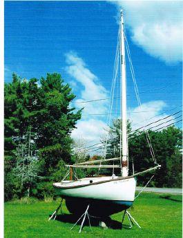 1957 S.s. Crocker Catboat