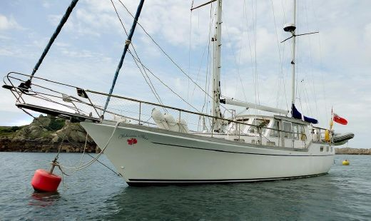 1996 Nauticat 44