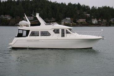 2007 Navigator 4800 Classic Pilothouse MY