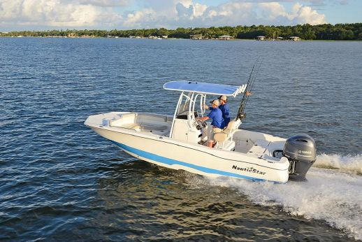 2018 Nauticstar 231 Coastal Center Console Bay/Deck Boat Hybrid
