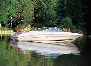 2001 Sea Ray 185 Bow Rider