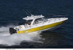 pre-owned 47' Intrepid for sale