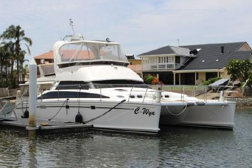 2004 Perry 445 Power Catamaran