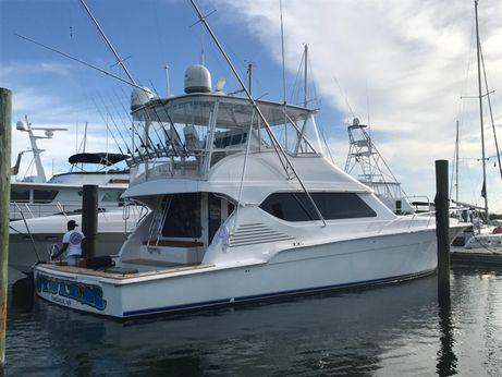 2012 Mirage Yachts 61' Convertible - C32 Cats