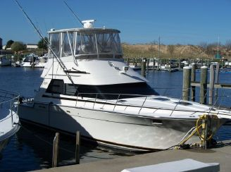 1989 Luhrs 400 Convertible