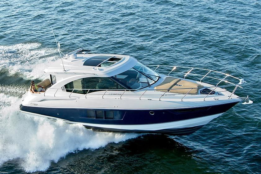 2019 Cruisers Yachts 45 Cantius Power Boat For Sale Www Yachtworld Com