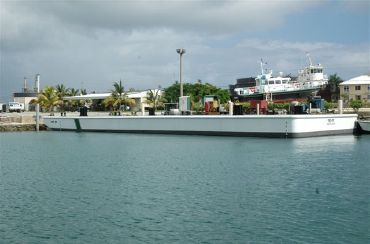 2012 Steel Deck Barge
