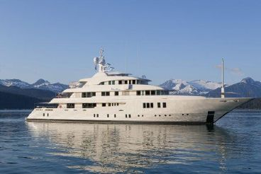 2013 Icon Yachts Oceangoing Motor Yacht