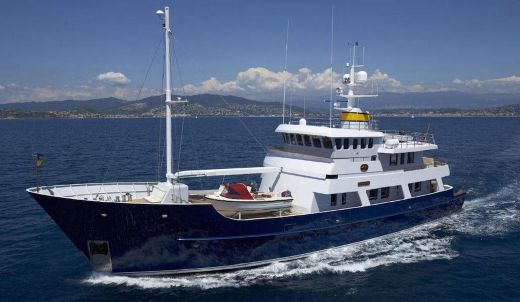 1997 Explorer Motor Yacht Twin Screw