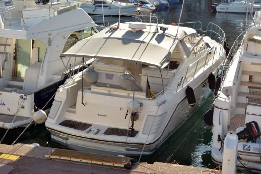 1989 Marine Projects Princess 46 Riviera