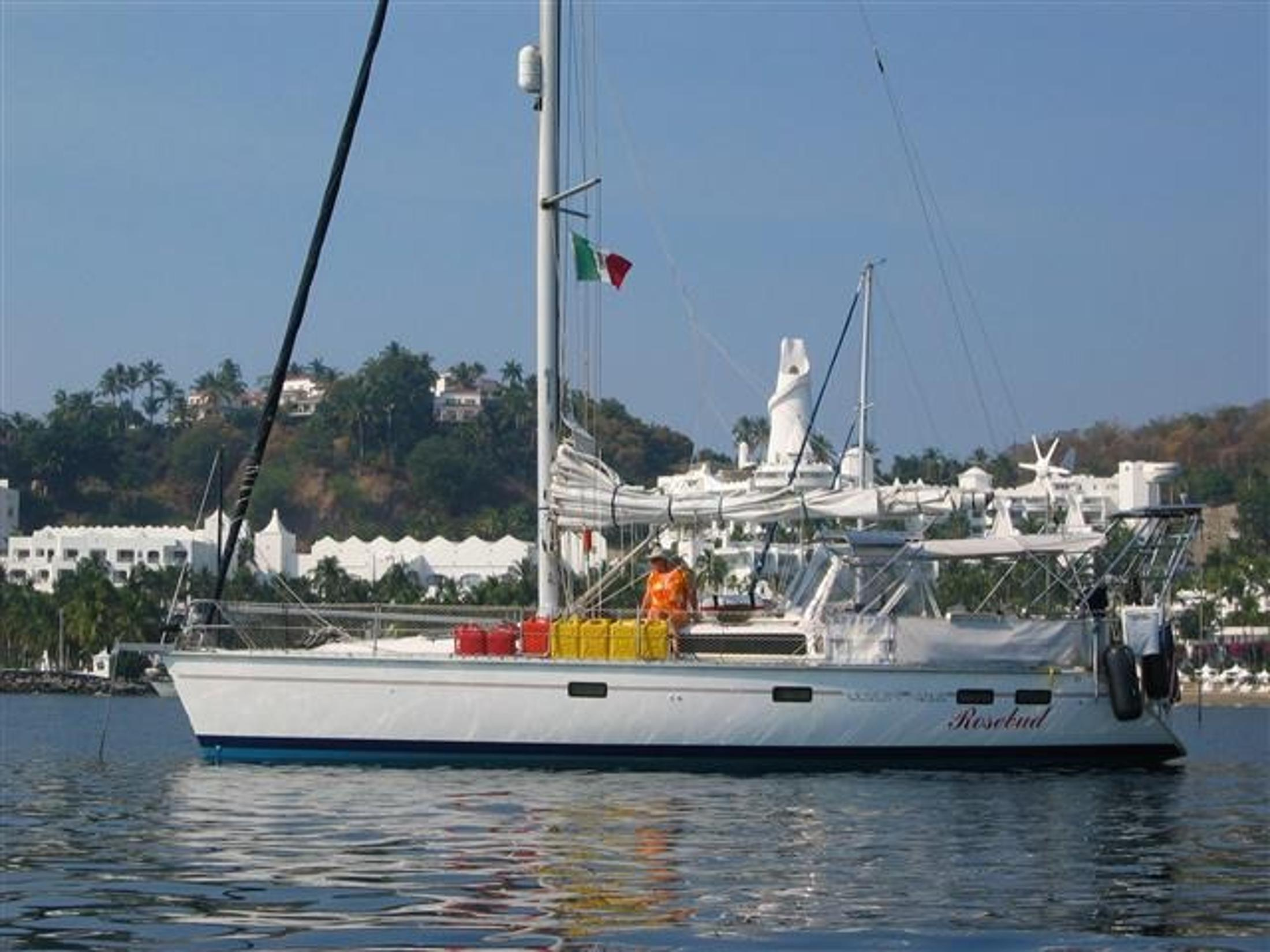 40' Hunter Legend 40.5+Boat for sale!