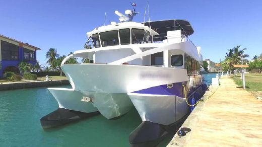 2016 Catamaran Power Cat