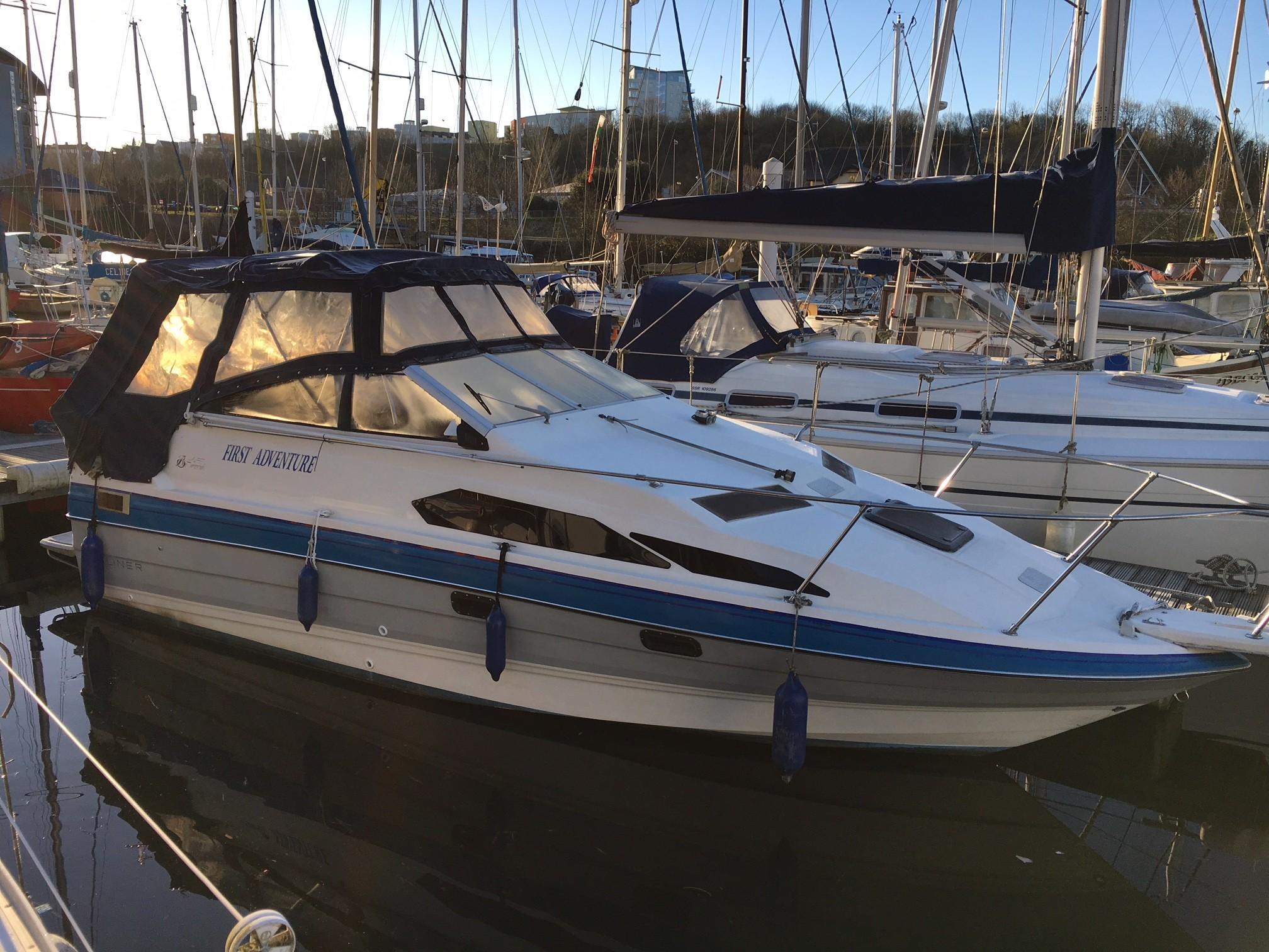 1989 Bayliner Ciera 2455 Power Boat For Sale