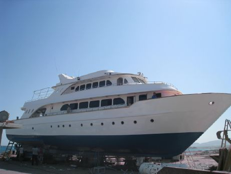 2008 Safari Dive Boat 28m
