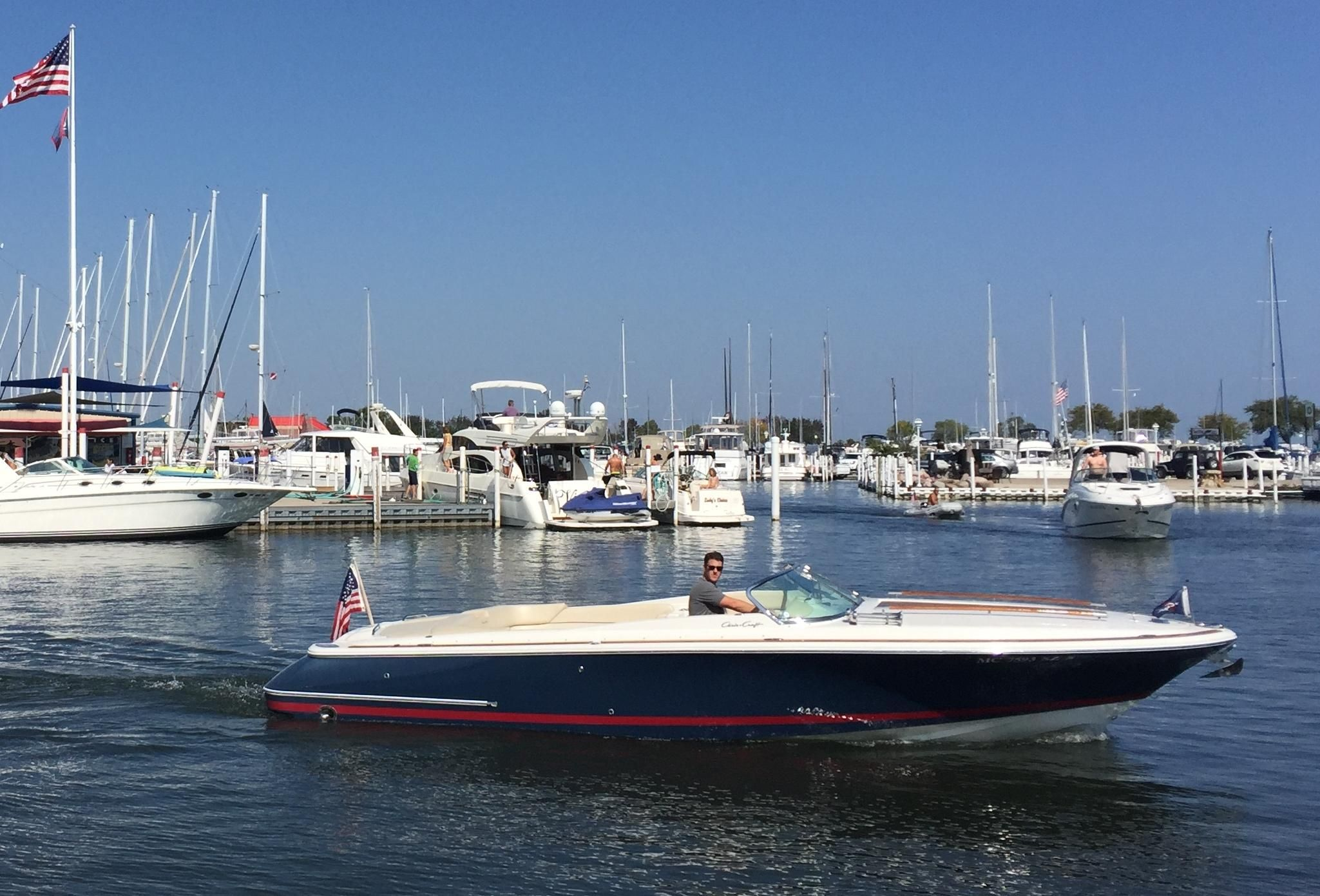 2007 chris craft 28 corsair power new and used boats for for Chris craft corsair 32 for sale