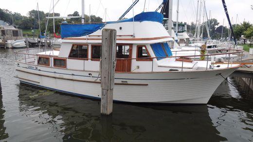 1982 Albin 36 Trawler