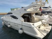 2002 Ferretti Yachts 430