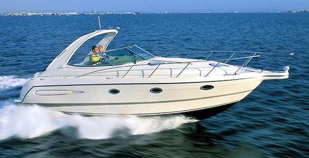 2000 Maxum 3300 Scr Power Boat For Sale Www Yachtworld Com