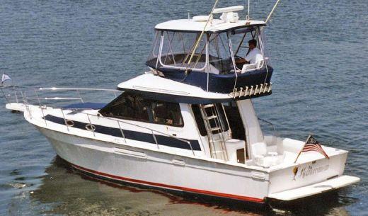 1991 Mediterranean Convertible / Sportfisher