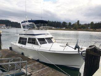 1979 Uniflite 37 Coastal Cruiser