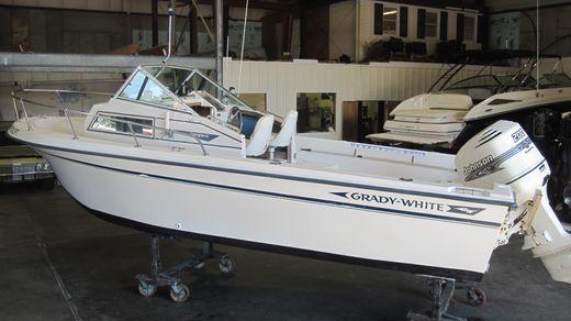 1987 Grady-White Overnighter 20