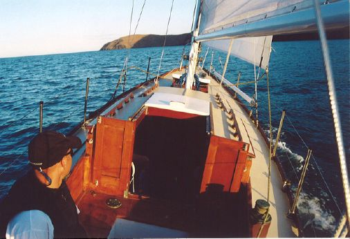 1964 Alan Buchanan Sloop