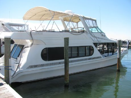 1992 Bluewater Yachts 533MY
