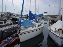 1991 Hunter 30t FRACTIONAL SLOOP