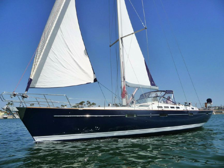 Beneteau 57 Sailboat for sale in San Diego