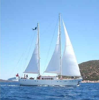 2008 Steel Ketch
