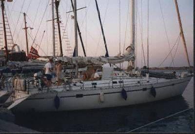 1989 Gibsea 522