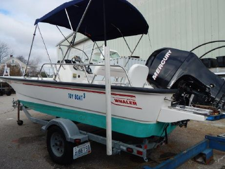 2008 Boston Whaler Montauk 17 CC