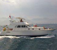 2001 14 M Motor Yacht Fly [MA10608]