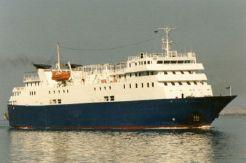 1989 Pax / Car Ferry