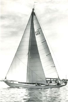 1964 Paul Luke Sparkman & Stephens Sloop