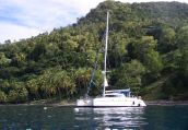 photo of 43' Fountaine Pajot Belieze Maestro Owners Version