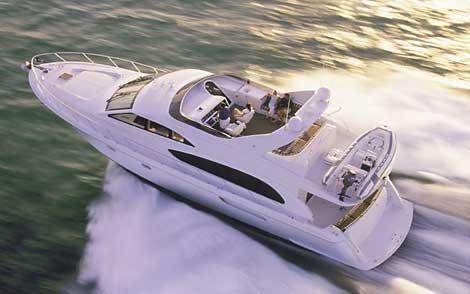 2003 Hatteras 6300 Motor Yacht