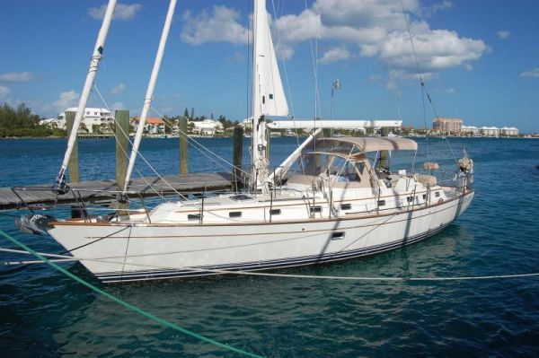 2008 Passport 470 Center Cockpit Sail Boat For Sale Www Yachtworld Com
