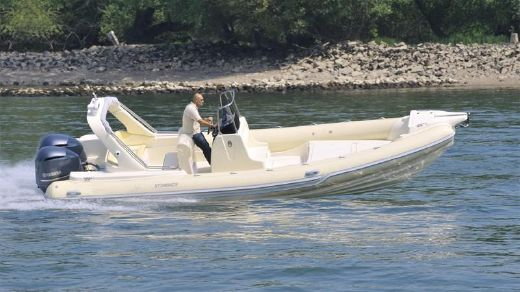2010 Italboats 800 GT STINGHER