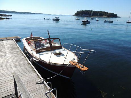 1975 Dyer 29 Bass Boat
