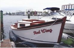 2000 Redwing 18 Outboard