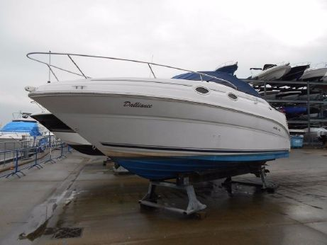 2000 Sea Ray 240 Sundancer DA