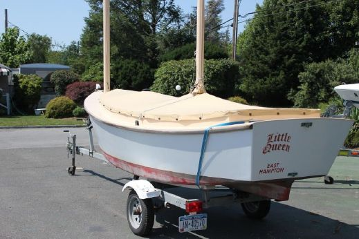 2005 Catbird Sharpie 16 Ketch